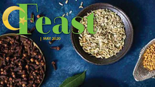 Our digital magazine Feast is your essential guide to planning your Eid celebration.