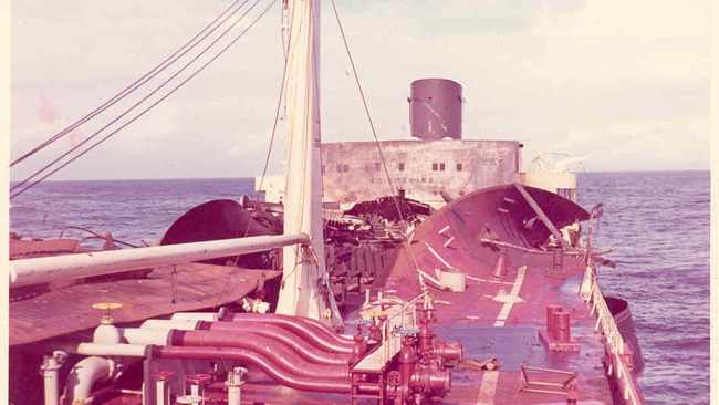 50 years on, remembering the Thorland disaster - the 'saddest day in South African shipping'