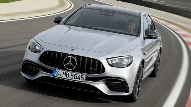 Mercedes-AMG responds to new BMW M5 with fresh faced E63