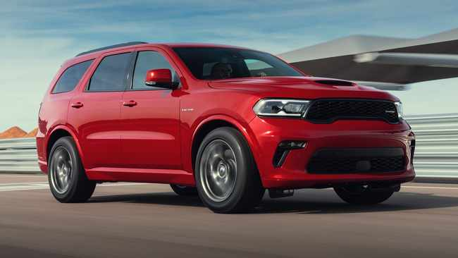 Forbidden fruit: New Dodge Durango Hellcat is the world's most potent SUV