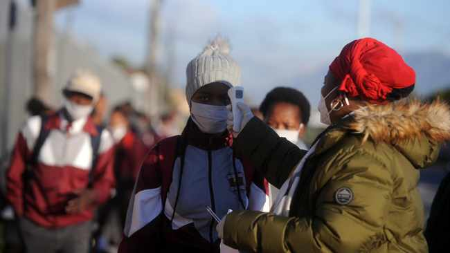 Cape schools may deviate from phased return, but WCED must be consulted