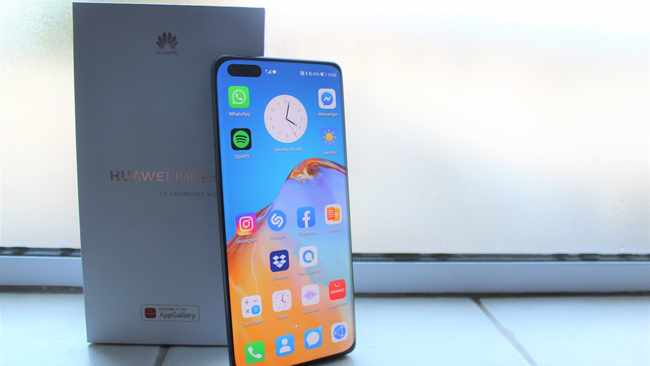 Huawei P40 Pro review: Flying the flag, despite holes in the ship