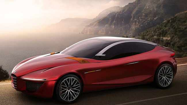 If all its new models look as good as this Gloria concept, by the masters students of the Istituto Europeo di Design, Alfa Romeo should have no trouble meeting its ambitious sales targets.