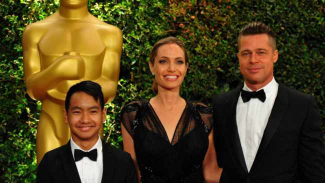 Brad Pitt and Angelina Jolie amicably co-parenting after 'a lot of family therapy'
