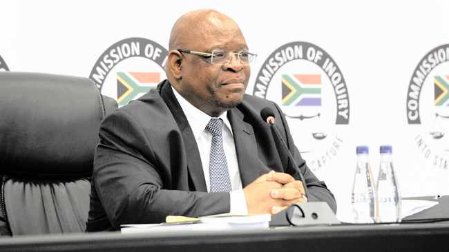 Deputy Chief Justice Raymond Zondo is chairing the inquiry into state capture.  Picture: Karen Sandison/African News Agency(ANA)