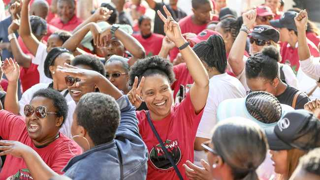 Nehawu said it had served the Agricultural Research Council (ARC) with a notice for strike action. Picture: Leon Lestrade/African News Agency