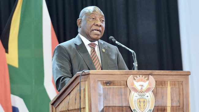 President Cyril Ramaphosa will be bestowing the 2019 National Orders Awards on those who have played a big role towards building a democratic SA. File picture: Oupa Mokoena/African News Agency (ANA).