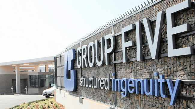 Group Five, a former giant in the South African construction industry, plans to delist from the JSE after 46 years, on June 12. Photo: African News Agency (ANA) Archives