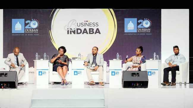 The Durban Business Fair will be held from September 25-29.     Picture: dbnbusinessfair.com