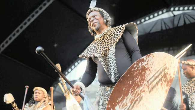King Goodwill Zwelithini has blasted plans by the Department of Education to introduce sex education to Grade 4 learners at primary schools. Picture: African News Agency