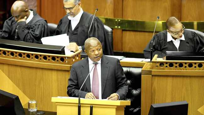 Deputy President David Mabuza has assured the country that Parliament would stick to its deadline of amending the Constitution to allow for the expropriation of land without compensation. Picture: Jairus Mmutle/GCIS