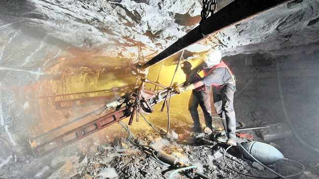 South Africa will close its mines for 21 days as part of a nationwide lockdown. Supplied