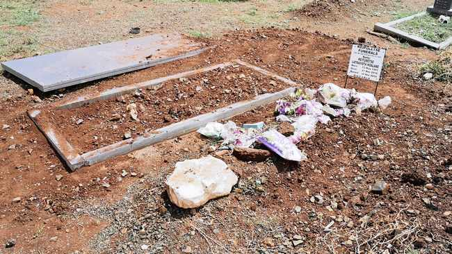 Two Kimberley families are still awaiting answers from the Sol Plaatje Municipality about the way forward following a mix-up of graves at the West End Cemetery. Picture: Danie van der Lith
