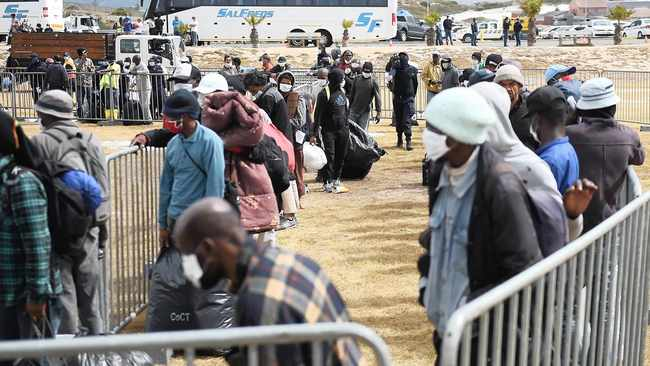 Chairperson Mario Oostendurp said the City's unlawful action failed to appreciate the serious risks they have created with the overcrowded camp. Picture: Phando Jikelo / African News Agency (ANA)