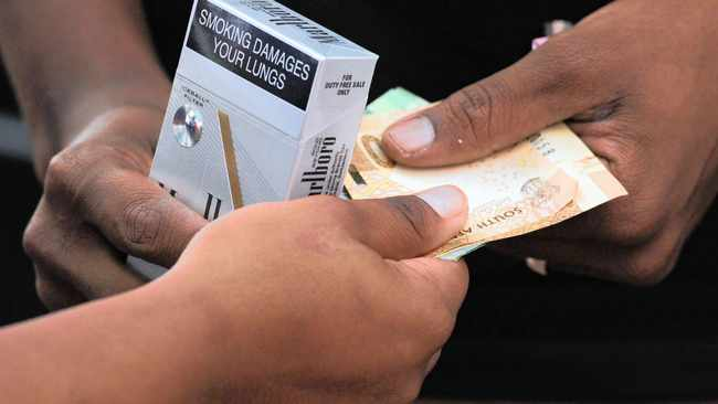 DURING the lockdown ban on the sale of legal tobacco products, the fiscus is losing about R35million a day in tax revenue, which amounts to R1.2billion over the initial five-week ban, the writer says.     Tracey Adams African News Agency (ANA)