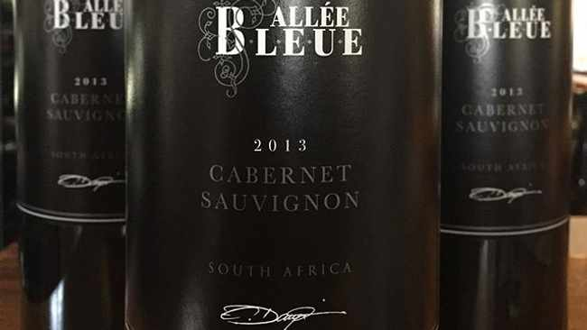 Allee Bleue's  Black Series  Picture supplied