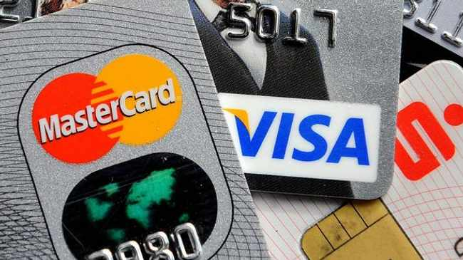 """There are several videos and articles doing the rounds on social media, trying to frighten consumers about the risks of contactless (""""tap"""") payments.  File image: Mastercard."""
