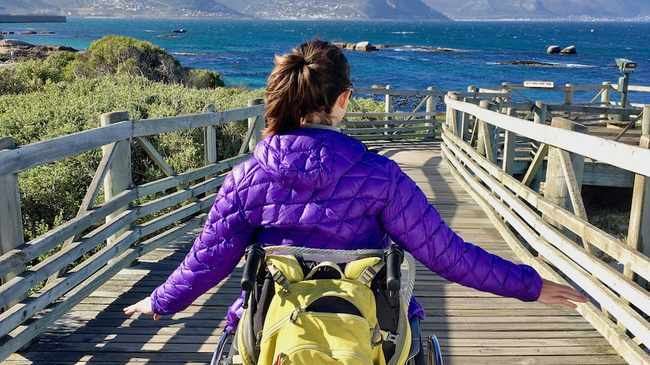 Southern Africa 360 has created tours to cater for people with special needs, giving them more options for travel in the country. Picture: Supplied.