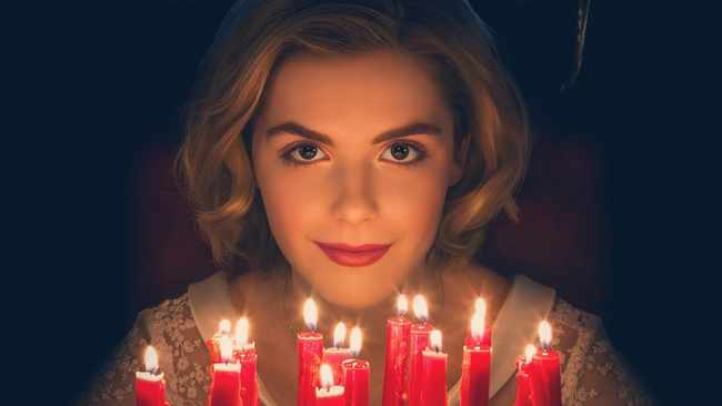 """""""Chilling Adventures of Sabrina"""" premieres on Netflix on 26 October."""