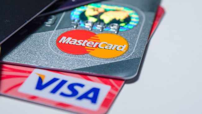MasterCard and Visa are separately seeking to settle another EU probe into fees charged for tourists shopping in Europe, which would see them avoid fines. Photo: Pixabay