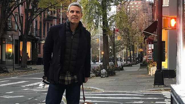 Andy Cohen. Picture: Instagram