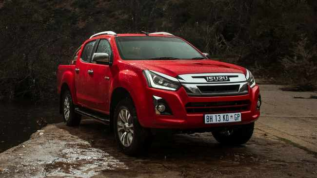 The Isuzu one-tonner was recently given a facelift and name change to D-Max, but there is an all-new model on the horizon.