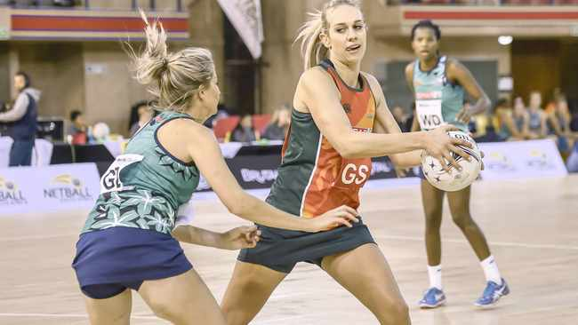 Netball stars 'want to feel like they belong' ahead of World Cup in SA