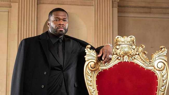 50 Cent slams Emmy Awards in foul-mouthed rant after 'Power' snub