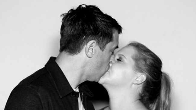 Amy Schumer says she and hubby have sex once a week because they 'have to'