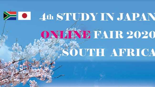 Study in Japan Online Fair 2020 will be held 14-18 September on Facebook.
