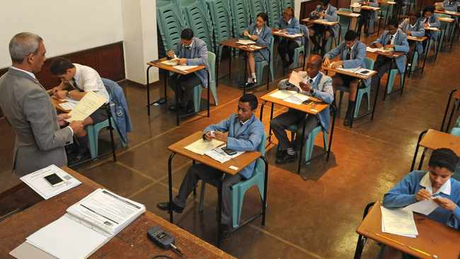 DBE releases exam timetable for matrics, final exams to be written in November, December