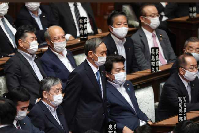 10473ded e66f 5720 9815 0c5e935d0c74 - New cabinet, same faces as Japan's new PM Yoshihide Suga keeps key Abe-era ministers