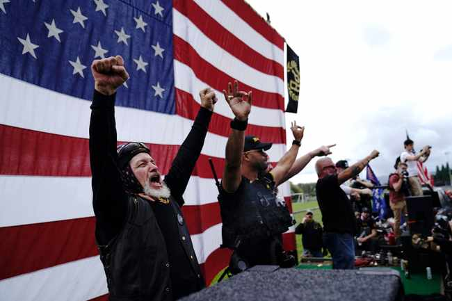 Donald Trump condemns white supremacy, Proud Boys amid backlash, Newsline