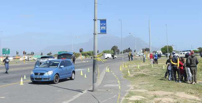 PICS: CIT driver injured after gang of armed robbers attempt heist in Cape Town, Newsline