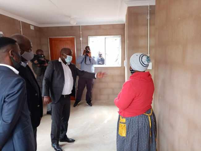6f830dce 79ac 5462 a4ea c175964d31df - LOOK: Durban mayor hands over 21 homes to Molweni residents