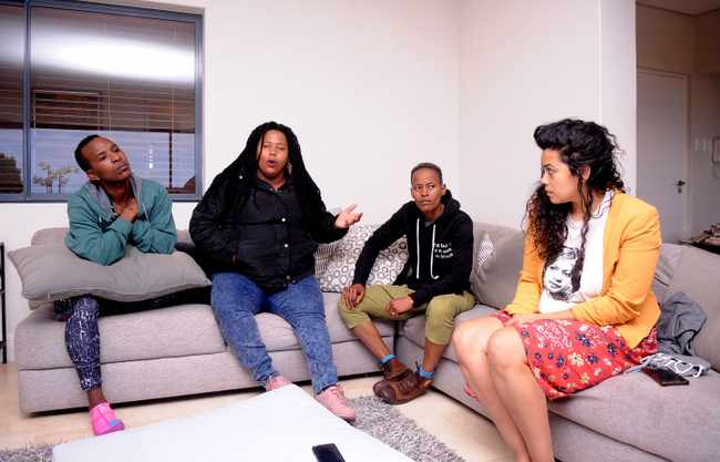 WATCH: Queer activists occupy lavish Camps Bay residence for 'safe space' usage, Newsline