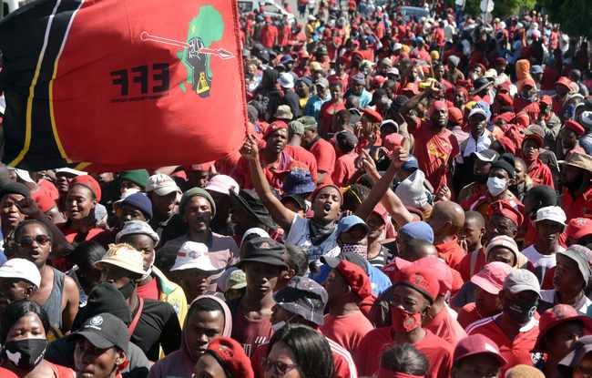 Malema incites anger over 'no white farmers being killed' claim, 'Kill the Boer' song, Newsline