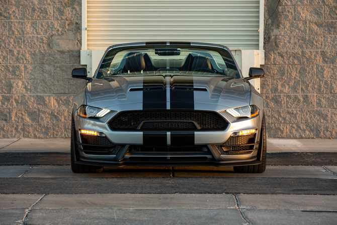 Picture: Courtesy of Shelby South Africa
