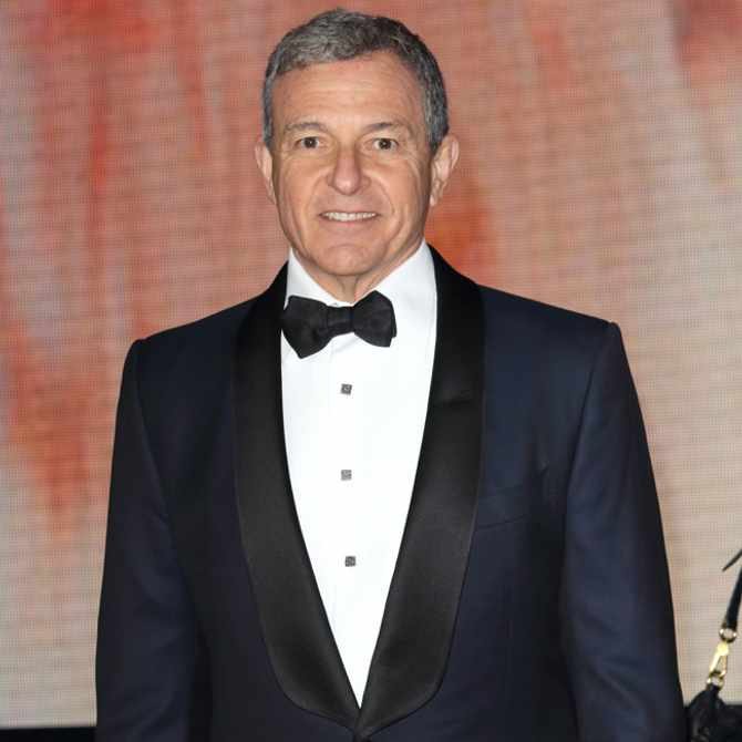 Bob Iger attends the Star Wars Episode VIII: The Last Jedi European Premiere at the Royal Albert Hall, Kensington Gore, London on Tuesday 12 December 2017. Image: Bang Showbiz