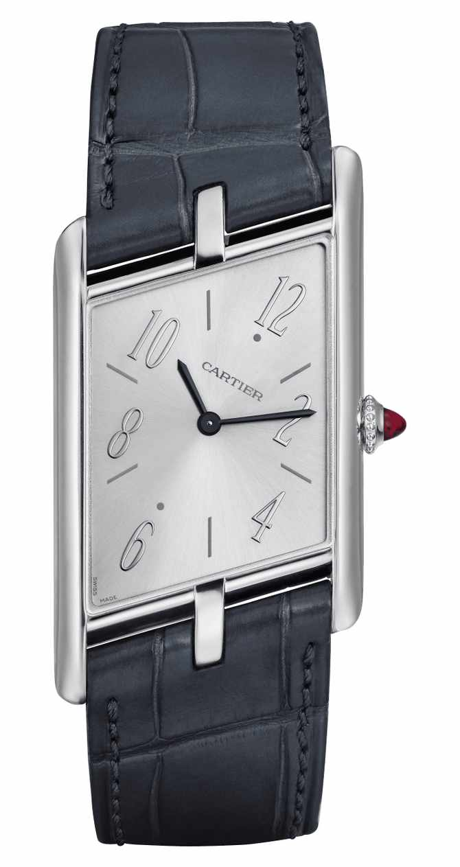 Cartier watch, Image: Supplied