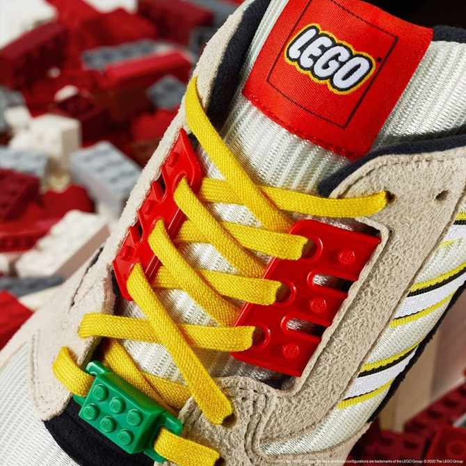 Picture: Adidas x Lego ZX 8000, Instagram