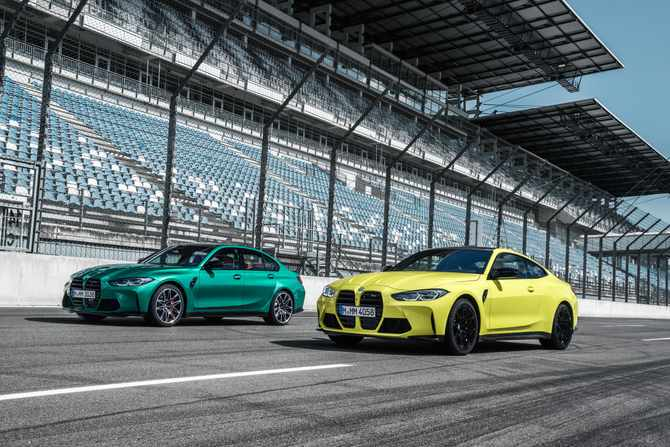 The New BMW M3 Compe