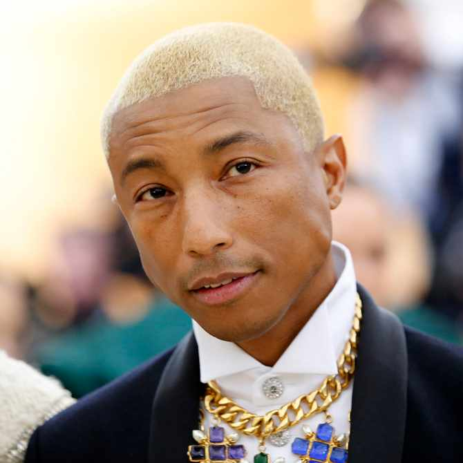 Pharrell Williams X Chanel collection is dropping soon