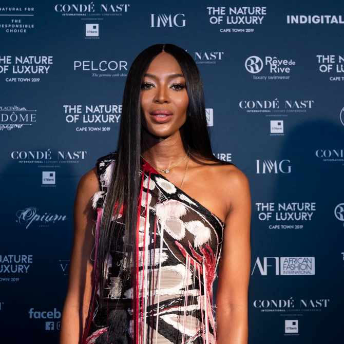 #CNILux: Naomi Campbell Speaks On The Eve Of The Condé Nast International Luxury Conference In Cape Town