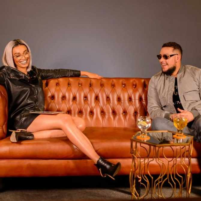 #BehindTheStory: AKA spills the tea on his feud with Cassper Nyovest on talk show