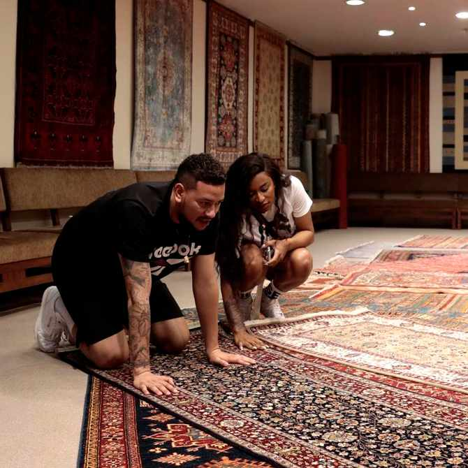 PICS: AKA and DJ Zinhle are living the high life in Istanbul