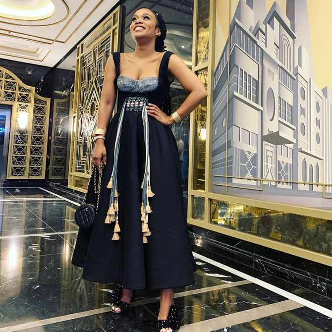 """Yasss girl, Nomzamo Mbatha cast as one of the leads in """"Coming 2 America"""""""