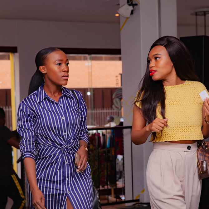 Incredible moments at The J&B Hive launch