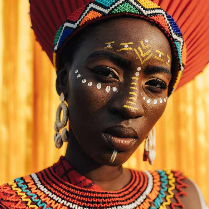 SEE: 10 Coolest looks at AFROCHELLA 2019
