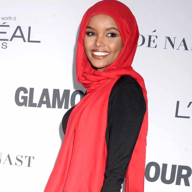 Halima Aden didn't think the fashion world would accept her